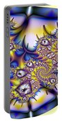 Fractal Containment Portable Battery Charger