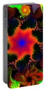 Fractal Garden 15 Portable Battery Charger