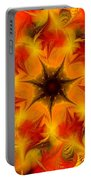 Fractal Garden 6 Portable Battery Charger