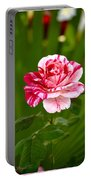 Fragrant Pink Portable Battery Charger