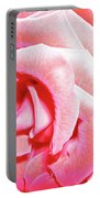 Fragrant Rose Portable Battery Charger