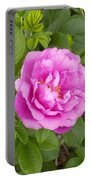 Fragrant Rugosa Portable Battery Charger