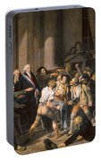 France: Bread Riot, 1793 Portable Battery Charger