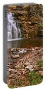 France Park Falls Portable Battery Charger