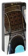 France Triumph Monument Portable Battery Charger