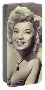 Frances Langford, Vintage Actress Portable Battery Charger