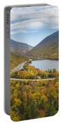 Franconia Notch Autumn View Portable Battery Charger
