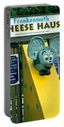Frankenmuth Cheese Haus Mouse  Portable Battery Charger