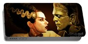Frankenstein And The Bride I Have Love In Me The Likes Of Which You Can Scarcely Imagine 20170407 Portable Battery Charger