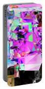 Frankenstein In Abstract Cubism 20170407 Portable Battery Charger