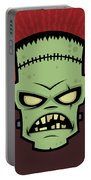 Frankenstein Monster Portable Battery Charger