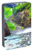 Franklin Falls Portable Battery Charger