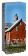 Franklin Spring Barn Portable Battery Charger