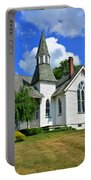 Franklin Square Church Vertical Portable Battery Charger