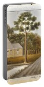 Fraser  Charles   Meeting House In Prince Williams Parish From Untitled Sketchbook Portable Battery Charger