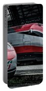 Freccia Rossa Trains. Portable Battery Charger