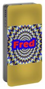 Fred Portable Battery Charger