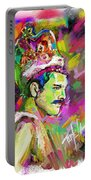 Freddie Mercury, Bohemian Rhapsody Portable Battery Charger