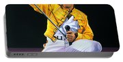 Freddie Mercury Live Portable Battery Charger