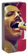 Freddie Mercury, Queen Portable Battery Charger