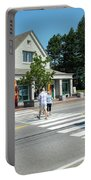 Freeport, Maine #130398 Portable Battery Charger by John Bald