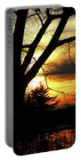 Freeport, Maine Sunset Portable Battery Charger