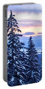 Freezing Sunset 14 Portable Battery Charger