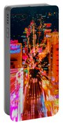 Fremont Street For One From The Heart Portable Battery Charger