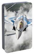French Dassault Rafale Formation 1 Portable Battery Charger