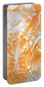 French Floral 2 Portable Battery Charger