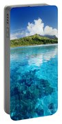 French Polynesia, View Portable Battery Charger