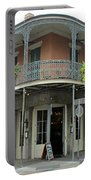 French Quarter 3 Portable Battery Charger