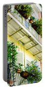 French Quarter Balconies - Nola Portable Battery Charger