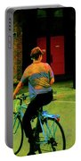 French Quarter Flirting On The Go Portable Battery Charger