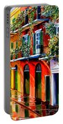French Quarter Sunshine Portable Battery Charger