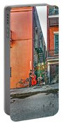 French Quarter Trio Portable Battery Charger