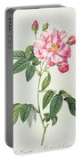 French Rose Portable Battery Charger