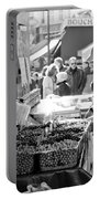 French Street Market Portable Battery Charger