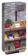 French Vegetable Stand Portable Battery Charger