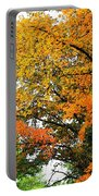 Fresco Autumn Diptych Right Portable Battery Charger