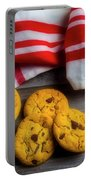 Fresh Baked Cookies Portable Battery Charger
