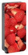 Fresh Berry Salad  Portable Battery Charger