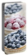 Fresh Berry Tarts Portable Battery Charger