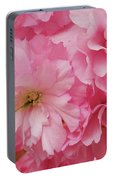 Fresh Blooms Portable Battery Charger