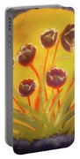 Fresh Flowers- 2nd In Series- The Dawn Portable Battery Charger