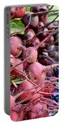 Fresh Radishes Portable Battery Charger