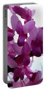 Fresh Redbud Blooms Portable Battery Charger