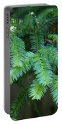 Fresh Redwood Rain Portable Battery Charger