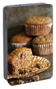 Freshly Baked Muffins Portable Battery Charger
