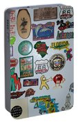Fridge Magnets Portable Battery Charger